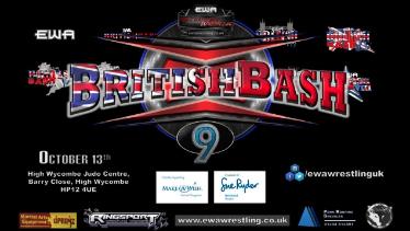 BRITISH BASH 9