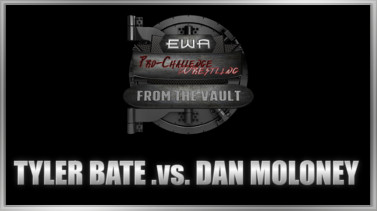 Tyler Bate .vs. Dan Moloney