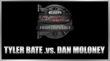 Tyler Bate .vs. Dan Moloney