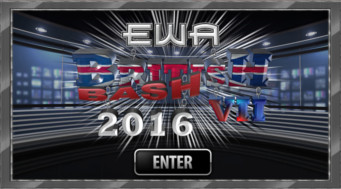 EWA British Bash VII